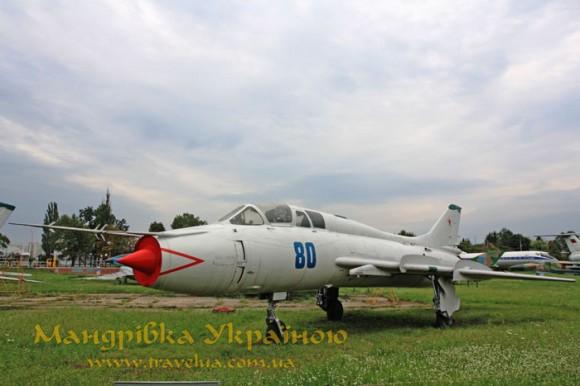 Музей авіації. Cу-17УМ
