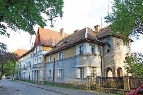 Хуст. Чеський квартал