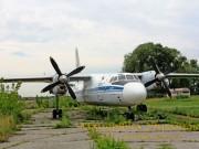 Музей авіації. Ан-24 Т