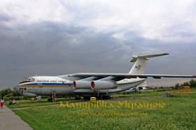 Музей авіації. Іл-76
