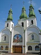 Мукачево. Кафедральний Собор