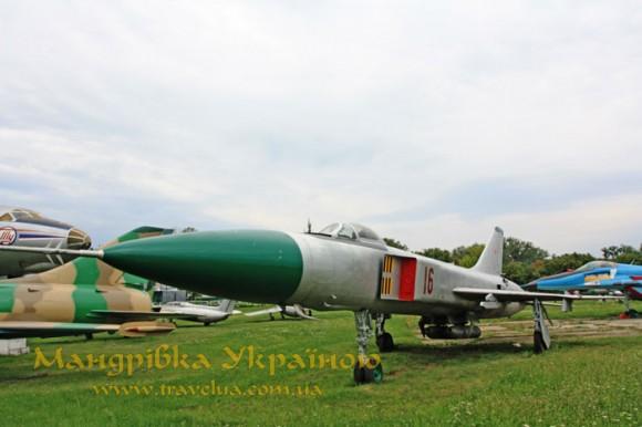 Музей авіації. Су-15ТМ