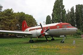 Музей авіації. Іл-14