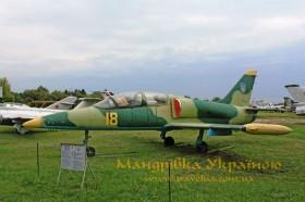 """Музей авіації. L-39C """"Альбатрос"""""""
