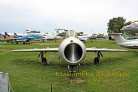 Музей авіації. МіГ-15