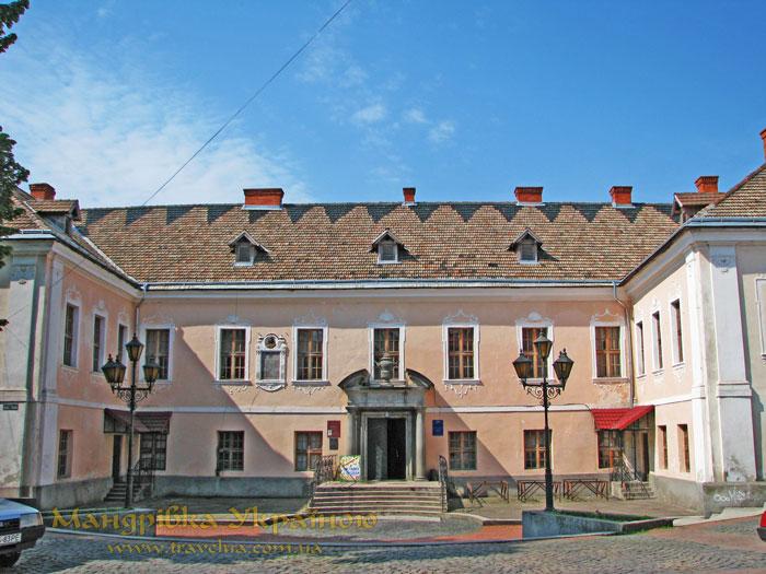 резиденція князів Ракоці