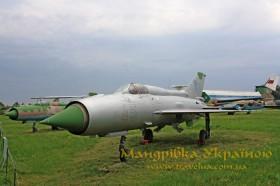 Музей авіації. М-21М