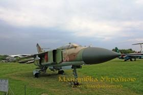 Музей авіації. МіГ-23МЛ