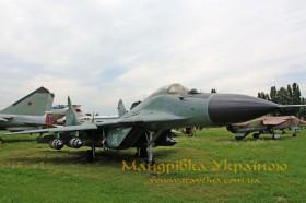 Музей авіації. МіГ-29