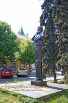 Мукачево. Пам'ятник М.Мункачі