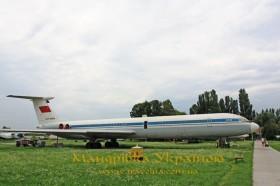 Музей авіації. Іл-62