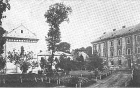 Львів. Монастир - шпиталь Святого Лазаря