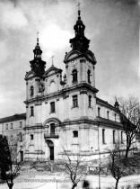 Львів. Костел Св. Марії Магдалини