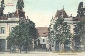 Мукачево. Резиденція князів Ракоці