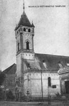 Мукачево. Реформаторська церква