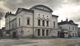 Мукачево. Драматичний театр