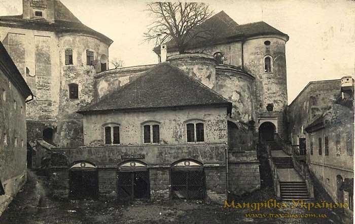 Мукачево. Замок Паланок
