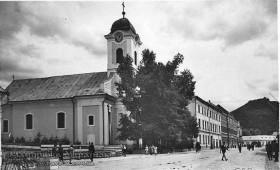 Хуст. Римо-католицький костел Св. Анни