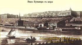 Одеса. Приморський бульвар