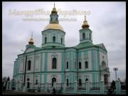 Охтирка. Покровський собор