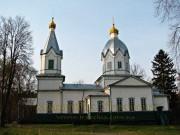 Кобижча. Дерев'яна церква Успіння Богородиці