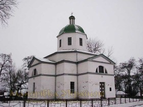 Войкове. Церква Св. Миколая