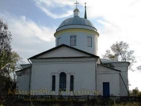 Переяслав-Хмельницький. Борисоглібська церква