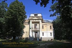 Бабин. Палац Ярошинських