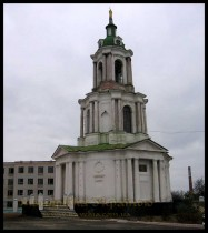 Охтирка. Введенська церква