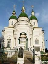 Васильків. Собор Антонія та Феодосія