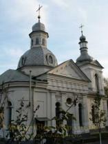 Васильків. Св. Миколаївська церква
