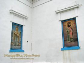 Носівка. Миколаївська церква