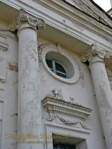 Вишеньки. Успенська церква