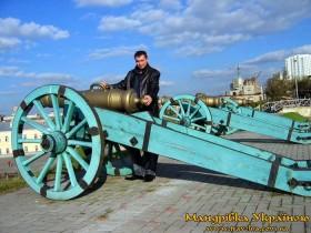 Київська фортеця. Косий капонір