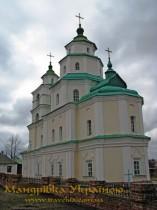 Путивль. Церква Миколи Козацького
