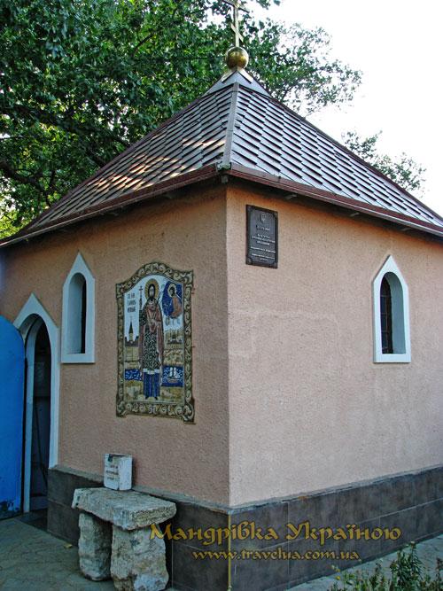 Білгород-Дністровський. Підземна церква