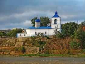 Білгород-Дністровський. Грецька церква св. Іоанна Предтечі