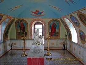 Білгород-Дністровський. Каплиця св. Іоанна Сучавського