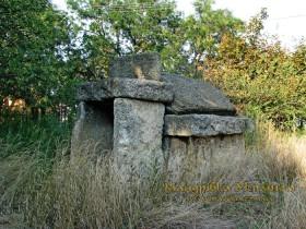 Білгород-Дністровський. Сарматський склеп