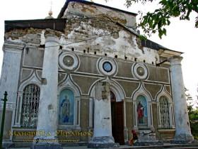 Білгород-Дністровський. Свято - Вознесенський собор