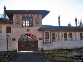 Бахчисарай. Ханський Палац