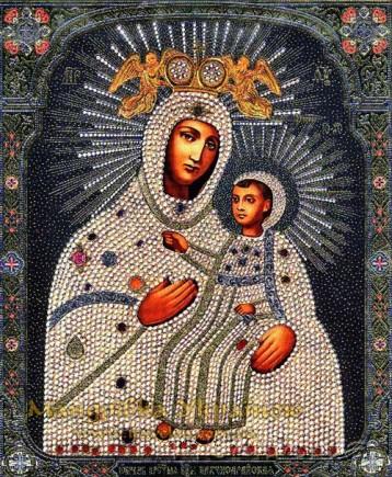 Бахчисарайський образ Божої Матері