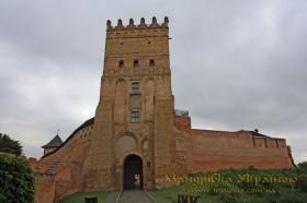 Луцьк. Луцький замок