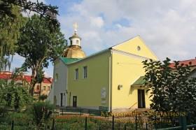 Луцьк. Хрестовоздвиженська церква