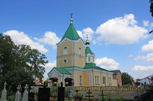 Луцьк. Свято-Феодосіївська церква