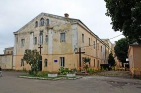 Луцьк. Монастир бригідок