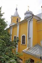 Луцьк. Церква Покрови Пресвятої Богородиці