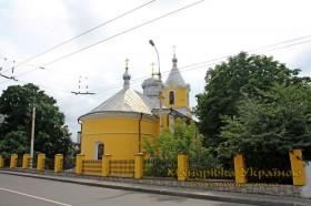 Луцьк. Покровська церква