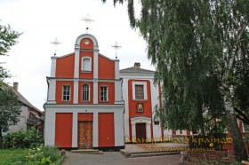 Луцьк. Монастирський комплекс домініканців