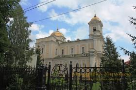 Луцьк. Свято-Троїцький собор